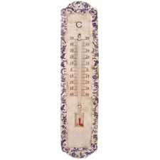 Thermometer in White
