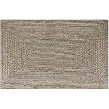 Jute Braided Rectangle Rug