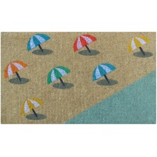 Umbrellas Doormat