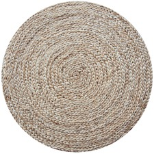 Jute Braided Rug Round - Large