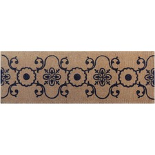 Grey Long Elegance Doormat