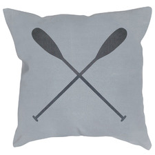 Rowing Cotton Cushion