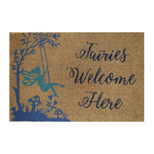 Magical Fairies Outdoor Doormat
