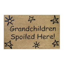 Grandchildren Outdoor Doormat