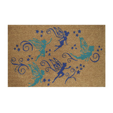 Magical Flying Fairies Outdoor Doormat