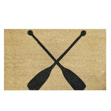Oars Outdoor Doormat