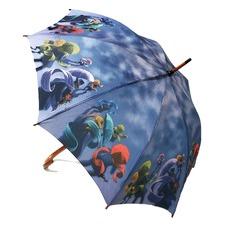 Art Style Gentleman Long Umbrella