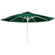2.7m Messina White Frame Market Umbrella