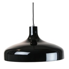 Black Dumas 3 Light Aluminium Pendant