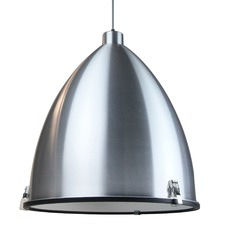 Nestor Pendant Light in Aluminium