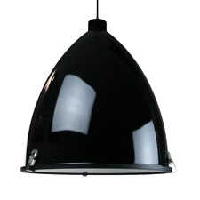Nestor Pendant Light in Black