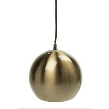 Inger Pendant Light in Brown