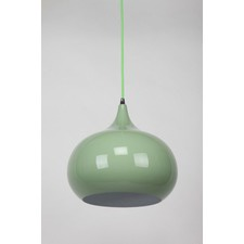 Green Sellicks 1 Light Metal Pendant