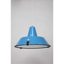 Light Blue Coogee 1 Light Aluminum Pendant