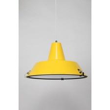 Luminous Yellow Coogee 1 Light Aluminum Pendant
