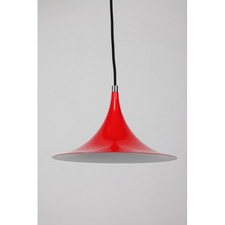 Ode 1 Light Pendant in Flame Red