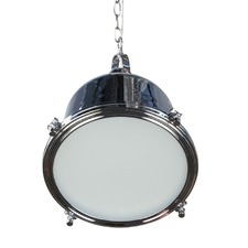 Clarence 1 Light Metal Pendant