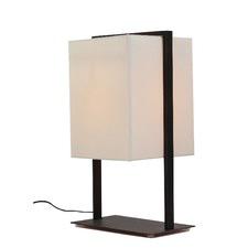 Melker Antique Brass Table Lamp