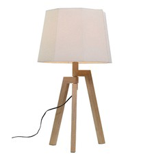 Ludvig Wood Venner Table Lamp
