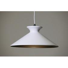 Currawong 1 Light Aluminum Pendant