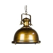 Gaia 1 Light Industrial Pendant