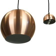 Copper Paradise 1 Light Metal Pendant