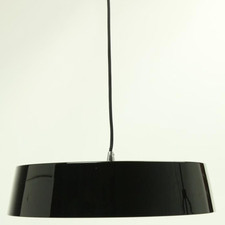 Priam Pendant Light in Black