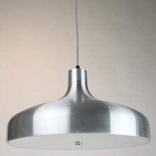 Silver Dumas 3 Light Aluminium Pendant