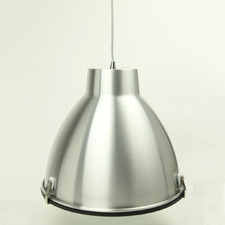 Orion Pendant Light in Aluminium