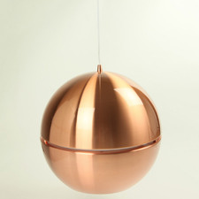Vibeke Pendant Light in Copper