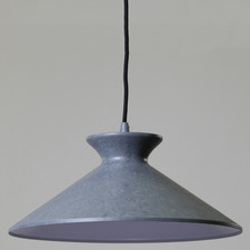 Currawong 1 Light Aluminum Pendant