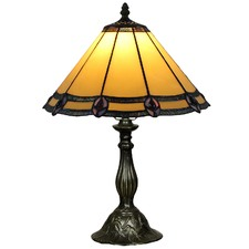Tiffany Classic Table Lamp in Zinc Alloy