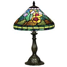 Tiffany  Sun Flower Table Lamp