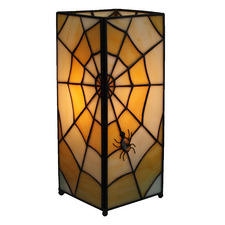 Art Decor Tiffany-Style Stained Glass Table Lamp