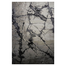 Granite Crash Placid Power-Loomed Rug