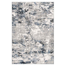 Blue Cloud Maxim Power-Loomed Rug