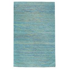 Blue Jaipur Flat Weave Rug