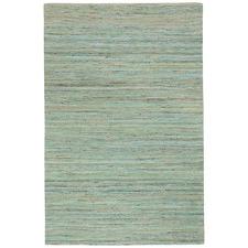 Green Jaipur Flat Weave Rug