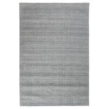 Silver Jacquard Oslo Flat-Weave Rug