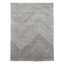 Stone Nuevo Wool-Blend Rug