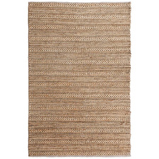 Natural Pelikan Hand-Knotted Cotton-Blend Rug