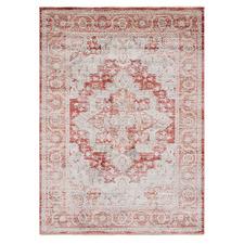 Red Dawlish Oriental Indoor Rug