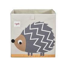 Storage Box Grey Hedge Hog