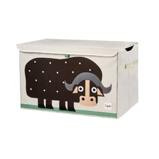 Toy Chest Brown Buffalo