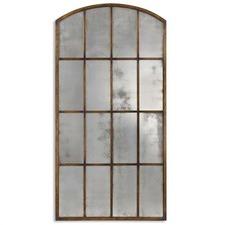Amiel Arch Metal Mirror