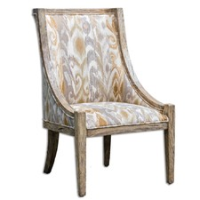 Alabaster Accent Chair
