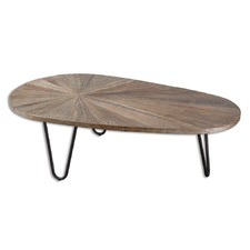 Leveni Recycled Wood Coffee Table