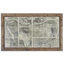 Treasure Map Wall Art