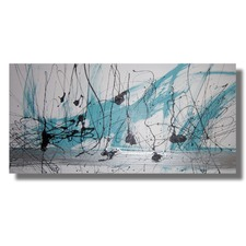 The Path Abstract Wall Art