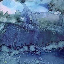 Bright Sea Canvas Wall Art